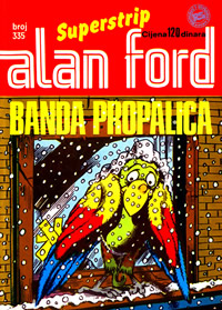 Alan Ford br.335