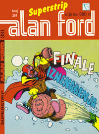 Alan Ford br.391