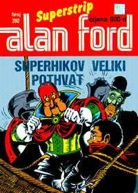 Alan Ford br.392
