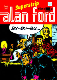 Alan Ford br.393