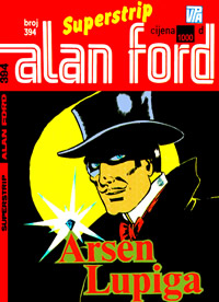 Alan Ford br.394