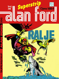 Alan Ford br.396