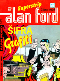 Alan Ford br.397