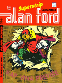 Alan Ford br.398