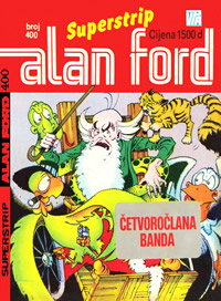 Alan Ford br.400