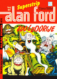 Alan Ford br.401
