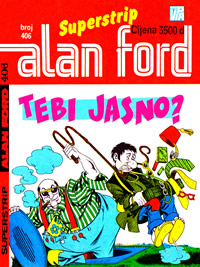 Alan Ford br.406