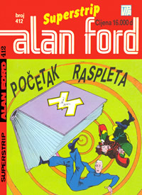 Alan Ford br.412