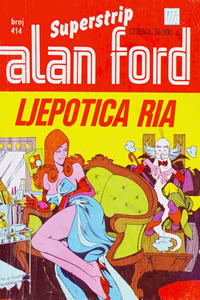 Alan Ford br.414