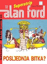 Alan Ford br.418