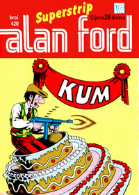 Alan Ford br.420
