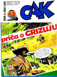 CAK br.07