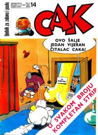 CAK br.14