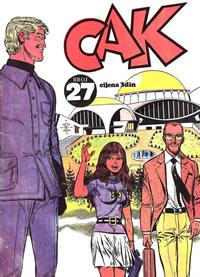 CAK br.27
