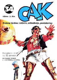 CAK br.34