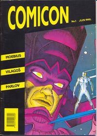 Comicon (1-8)