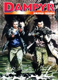 Dampyr 07. Vještičin otok (Strip-Agent)