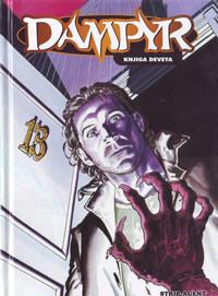 Dampyr 09a. Grof Magnus (Strip-Agent)