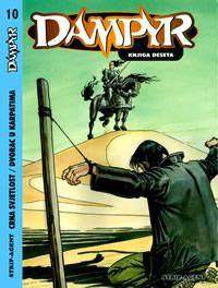 Dampyr 10. Crna svjetlost (Strip-Agent)