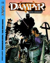 Dampyr 11. Transilvanijski ekspres (Strip-Agent)