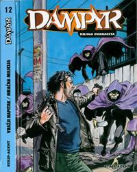 Dampyr 12. Vražji napitak (Strip-Agent)
