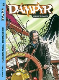 Dampyr 13. Flamanska mora (Strip-Agent)