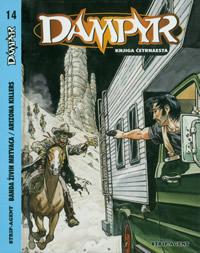 Dampyr 14. Banda živih mrtvaca (Strip-Agent)