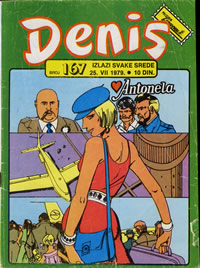Denis br. 167