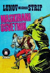 Lunov Magnus Strip br.0157