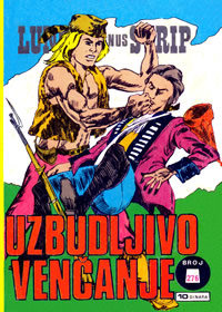 Lunov Magnus Strip br.0276