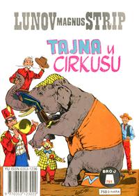 Lunov Magnus Strip br.0791