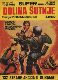 Super Strip Biblioteka br.009