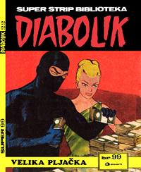 Super Strip Biblioteka br.099