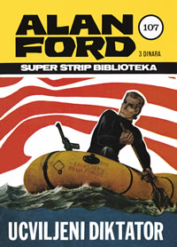 Alan Ford br.007