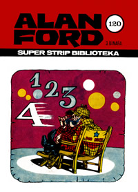 Alan Ford br.013