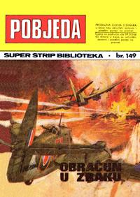 Super Strip Biblioteka br.149