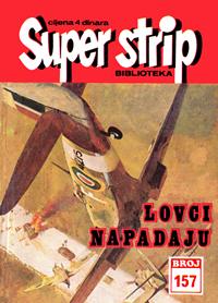 Super Strip Biblioteka br.157