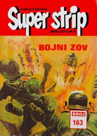 Super Strip Biblioteka br.163