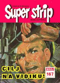 Super Strip Biblioteka br.167