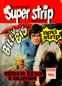 Super Strip Biblioteka br.169