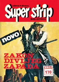 Super Strip Biblioteka br.170