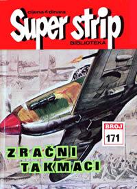 Super Strip Biblioteka br.171