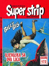 Super Strip Biblioteka br.172
