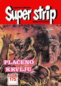 Super Strip Biblioteka br.175