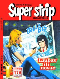 Super Strip Biblioteka br.176