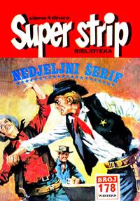 Super Strip Biblioteka br.178