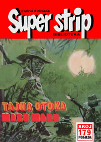 Super Strip Biblioteka br.179