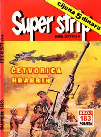 Super Strip Biblioteka br.183