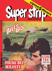 Super Strip Biblioteka br.184