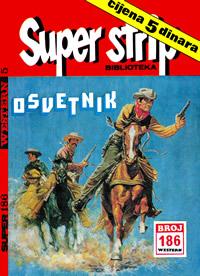 Super Strip Biblioteka br.186